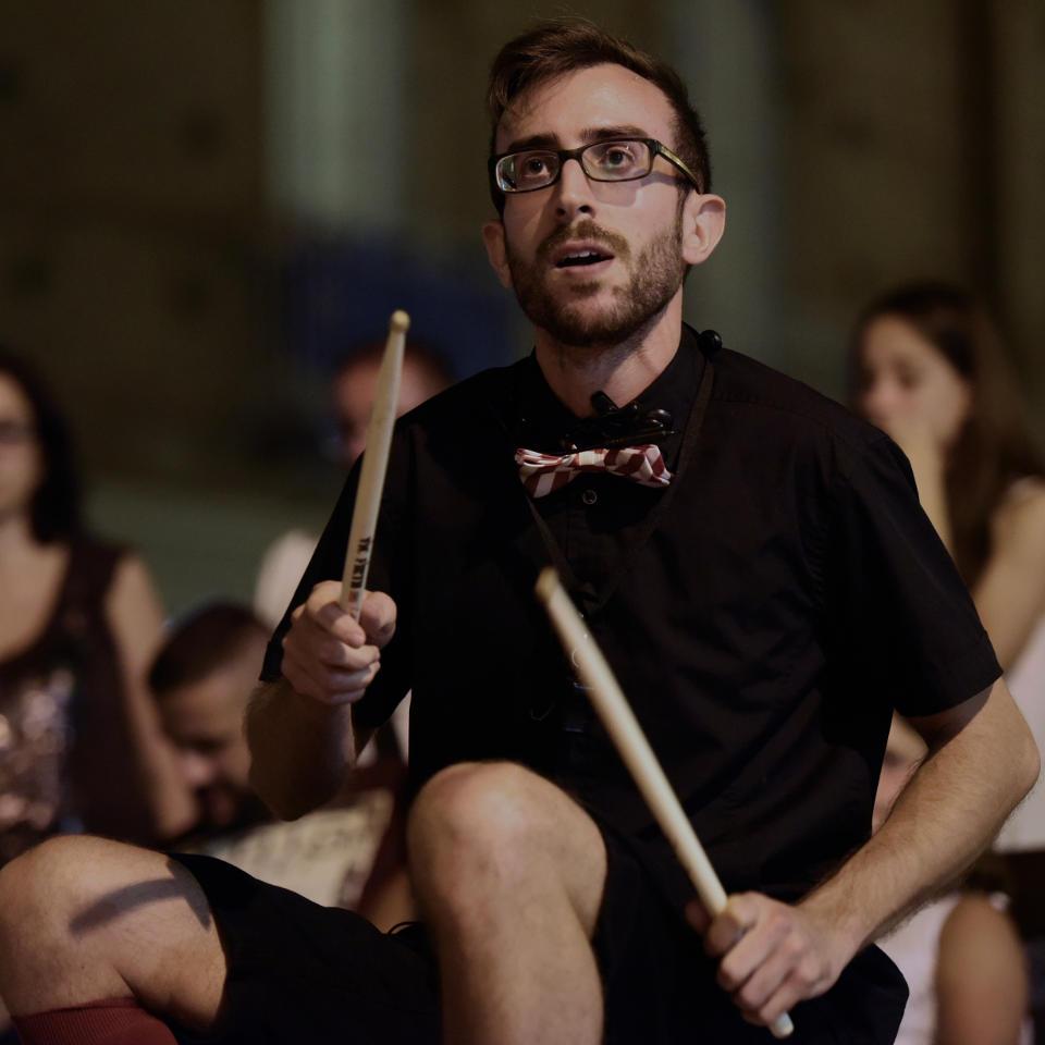 Tanto Di Cappello Dom Urban Drummer